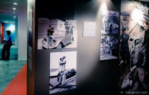 Photo exhibition of Julien Bryan