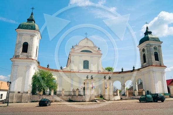 Church of the Holy Trinity – Tykocin / Poland