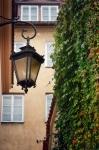 Image of lamp. Street lantern – vintage lamp