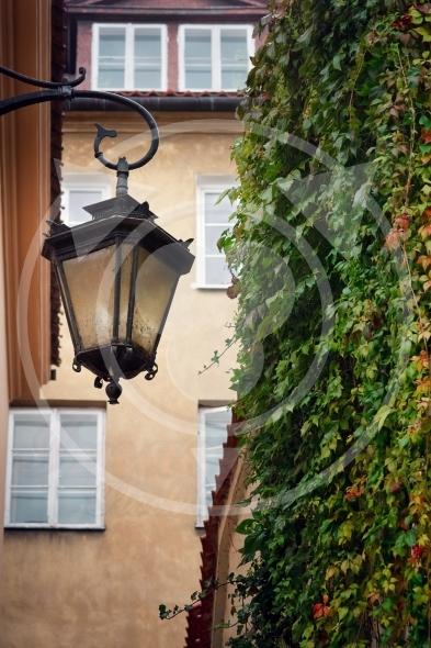 Street lantern – vintage lamp