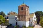 Image of church. Village of Mijas – Church of the Immaculate Conception