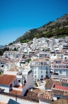 Image of Mijas. Mijas Village in Spain