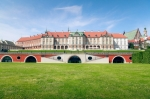 Image of Warsaw. Royal Castle in Warsaw – east side