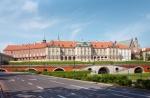 Image of Warsaw. Royal Castle in Warsaw – Arcades