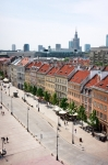 Image of Warsaw. Warsaw City