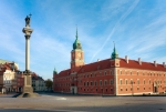 Image of Warsaw. Warsaws – Royal Castle and Sigismund's Column