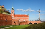 Image of Warsaw. Warsaw Royal Castle and Sigismund's Column