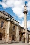 Image of mosque. Mosque building in Konya
