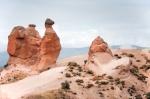 Image of Cappadocia. Camel rock formation  in Cappadocia  / Turkey