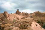 Image of Cappadocia. Hills of Cappadocia in Turkey