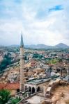 Image of minaret. Minaret tower