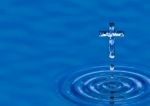 Image of cross. Holy Cross blue background