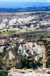 Image of Cappadocia. Landscape of Cappadocia, Turkey