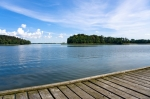 Image of lake. Masurian Lake District