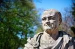 Image of statues. Vespasian – Roman emperor