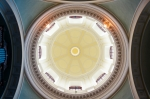 Image of Anne. Dome – architecture of Wilanow St.Anne's Church