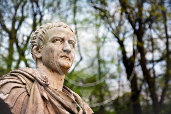 Tiberius Portrait – Bust