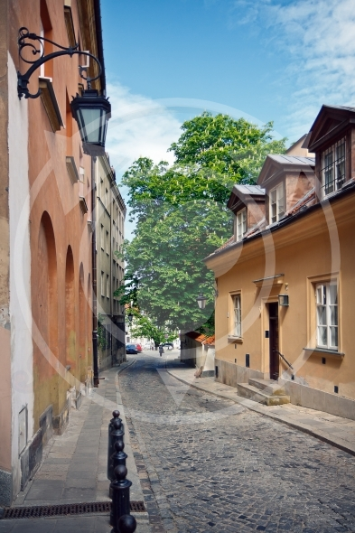 Warsaw – Old Town