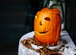 Image of halloween. Halloween pumpkin