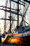 Image of Sedov. Tall ship barque Sedov