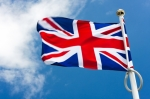 Image of flag. Flag of the United Kingdom of Great Britain and Northern Ireland