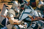 Image of Teutons. Heavy Armored Teutonic Knights
