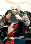 Image of knights. Medieval Knight Thumbs up