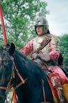 Image of hussars. Hussar horsemen