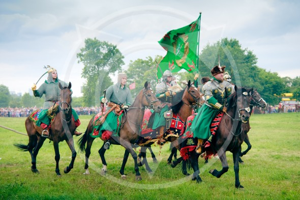 Cossacks – Armored companions, Battle of Klushino reenactment