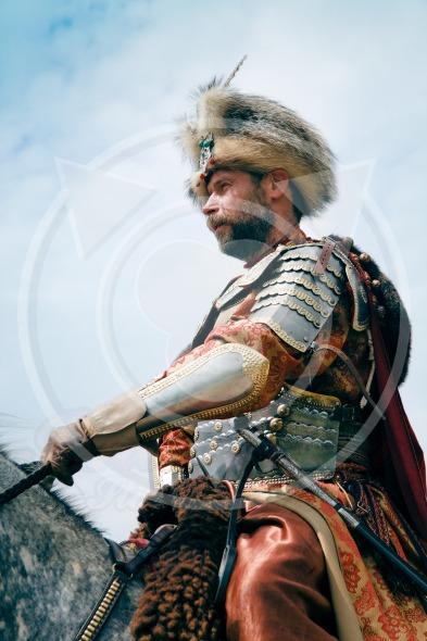 Polish Nobleman on a horse – Battle of Klushino (KLUSZYN) 1610 r