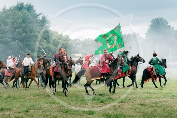 Polish Hussars – Battle of KLUSZYN (Klushino)