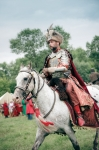 Image of horsemen. Battle of Klushino (KLUSZYN) 1610 reenactment