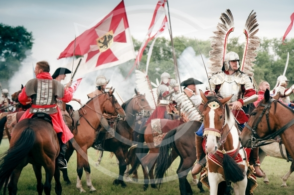 Polish Winged Hussars – Battle of Klushino