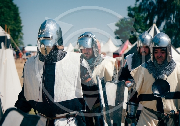 Teutonic Knights – Battle of Grunwald 1410 festival