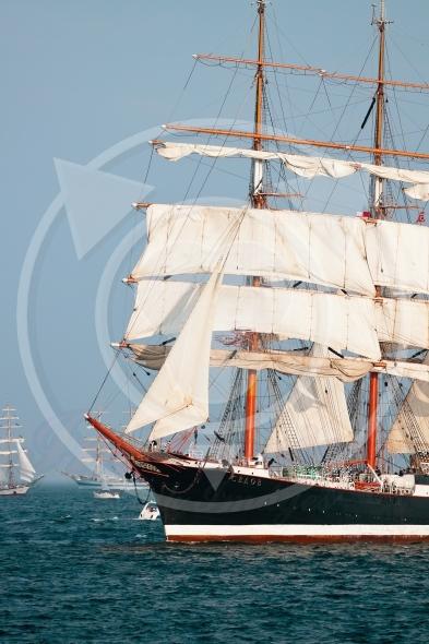 Sedov – Tall ship