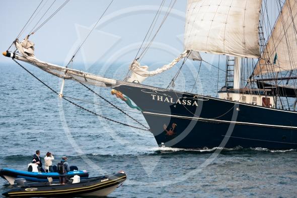 Thalassa – Sailing vessel