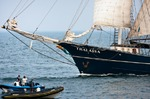Image of sailing. Thalassa – Sailing vessel