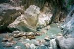 Image of Turkey. Mountain stream  of Saklikent Canyon / Turkey