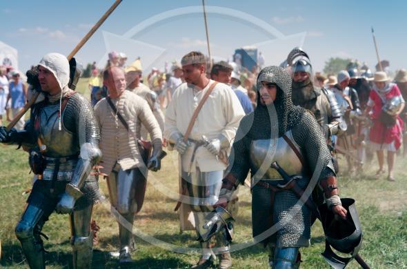 Knights on the battlefield – Grunwald 1410
