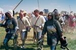 Image of Tannenberg. Knights on the battlefield – Grunwald 1410