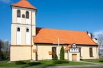 Image of catholic. Church of Saint Andrew Bobola in Rydzewo