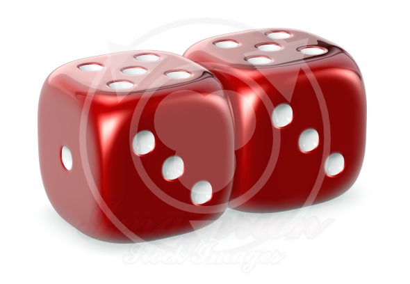 Double red dice