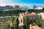Image of Spain. Malaga, Spain