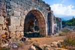 Image of Turkey. Ancient ruins of Tlos City / Turkey