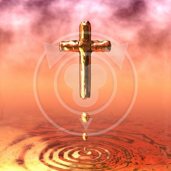 Holy Golden Cross