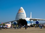Image of Antonov. AN-124-100 strategic airlift jet (Condor)