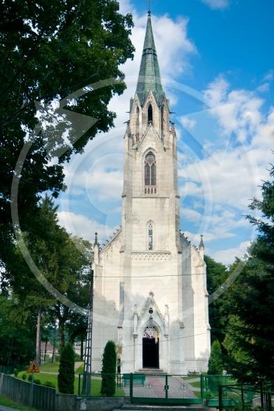 Neo-Gothic Church of St. Adalbert / Jablonowo Pomorskie