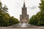 Image of Warsaw. Warsaw, Youth Palace
