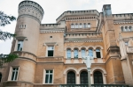 Image of castle. Narzymski Palace, Jablonowo Pomorskie