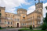 Image of Jablonowo. Jablonowo Pomorskie castle